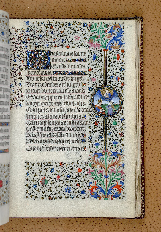 Paris, Bibl. de l'Institut de France, ms. 0547, f. 058 - vue 1