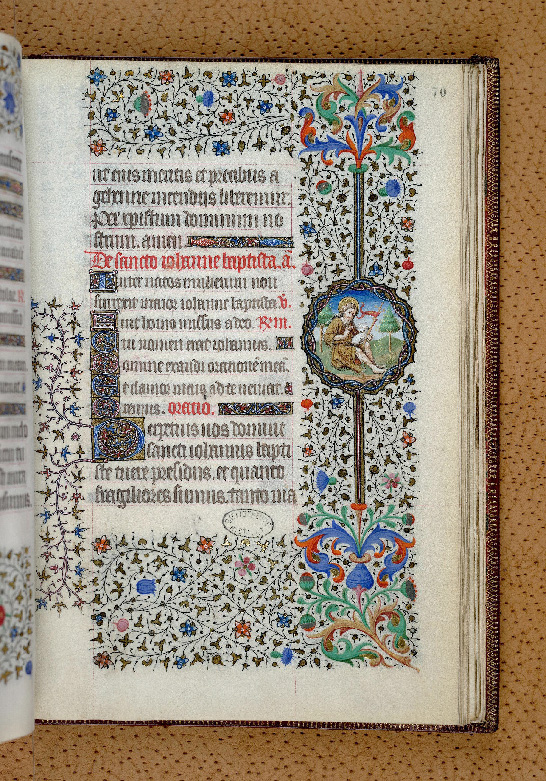 Paris, Bibl. de l'Institut de France, ms. 0547, f. 070 - vue 1