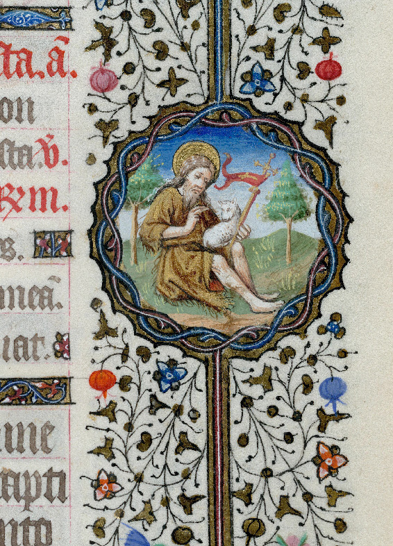 Paris, Bibl. de l'Institut de France, ms. 0547, f. 070 - vue 2