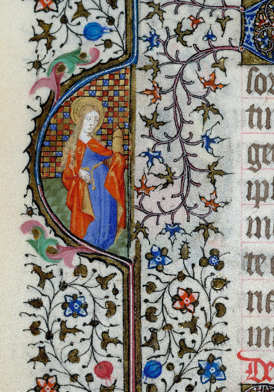 Paris, Bibl. de l'Institut de France, ms. 0547, f. 073v - vue 2