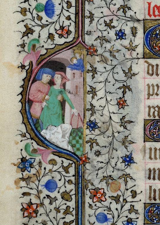 Paris, Bibl. de l'Institut de France, ms. 0547, f. 080v - vue 2