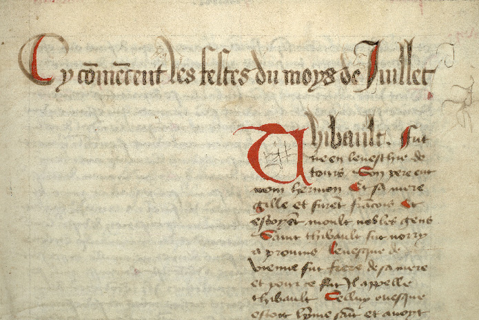 Paris, Bibl. de l'Institut de France, ms. 0663, f. 015