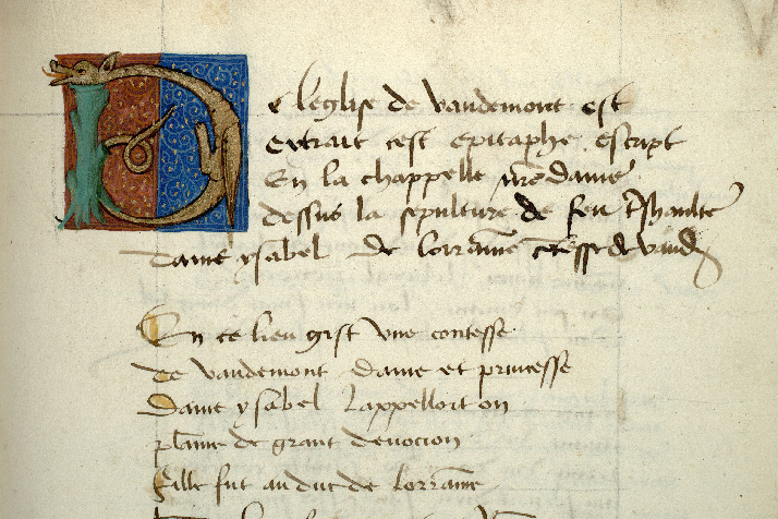 Paris, Bibl. de l'Institut de France, ms. 0679, f. 015
