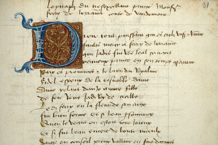 Paris, Bibl. de l'Institut de France, ms. 0679, f. 031