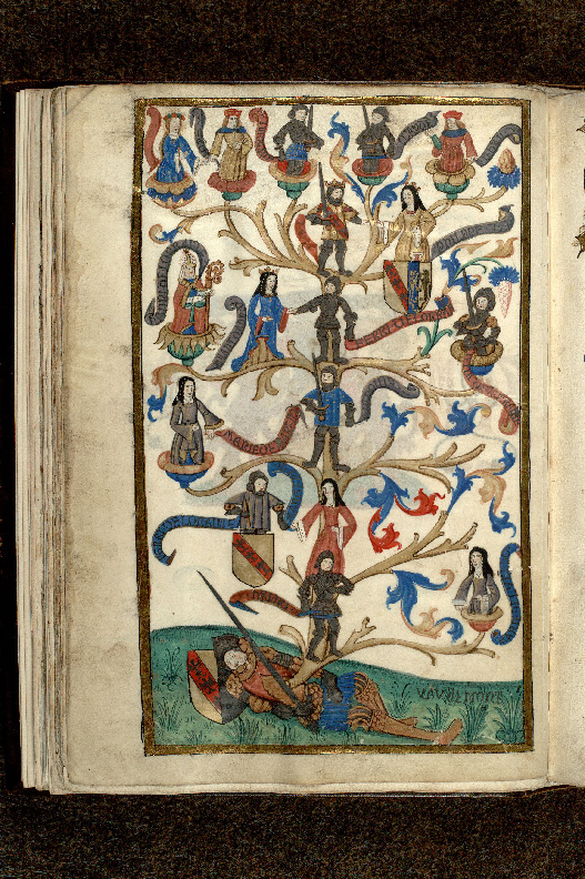 Paris, Bibl. de l'Institut de France, ms. 0679, f. 039v - vue 1