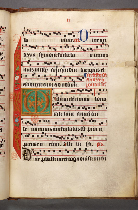 Paris, Bibl. Mazarine, ms. 0389, B f. 002