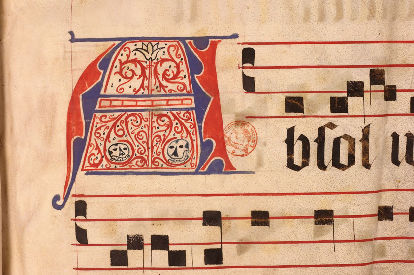 Paris, Bibl. Mazarine, ms. 0391, f. 006
