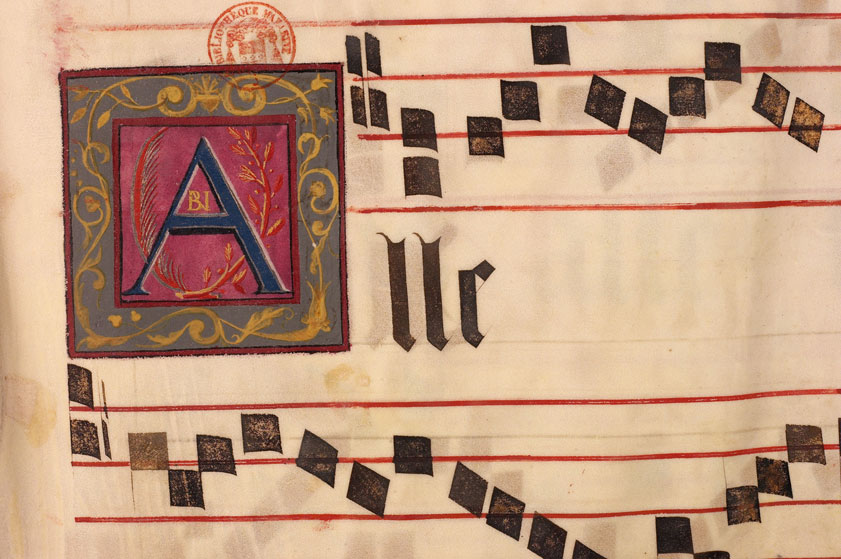 Paris, Bibl. Mazarine, ms. 0391, f. 022