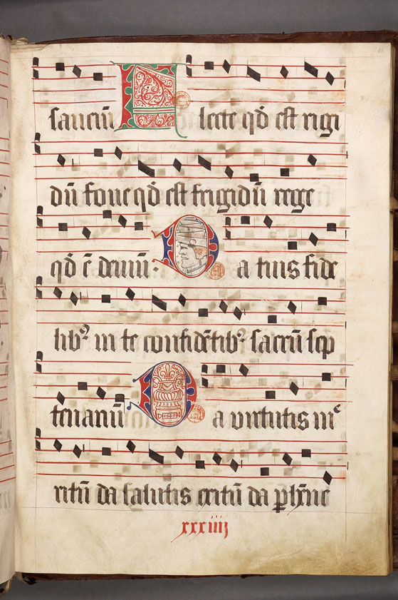 Paris, Bibl. Mazarine, ms. 0391, f. 028