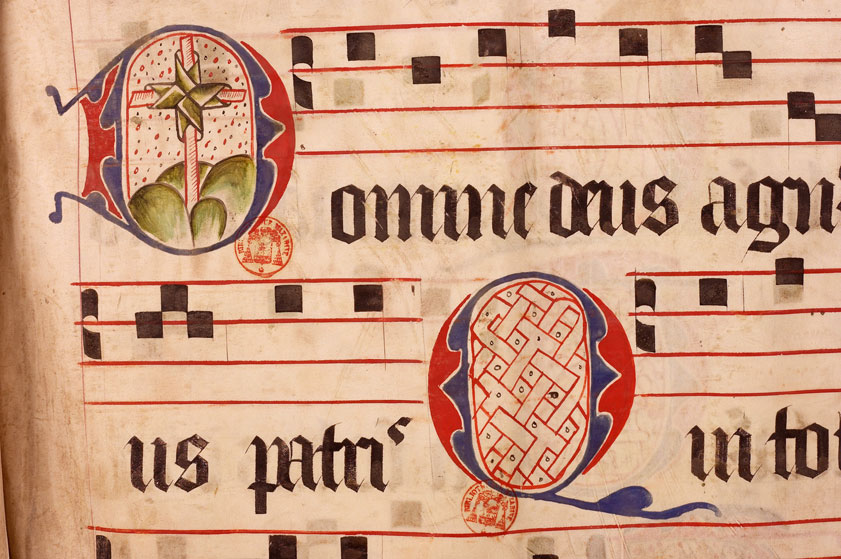 Paris, Bibl. Mazarine, ms. 0391, f. 060