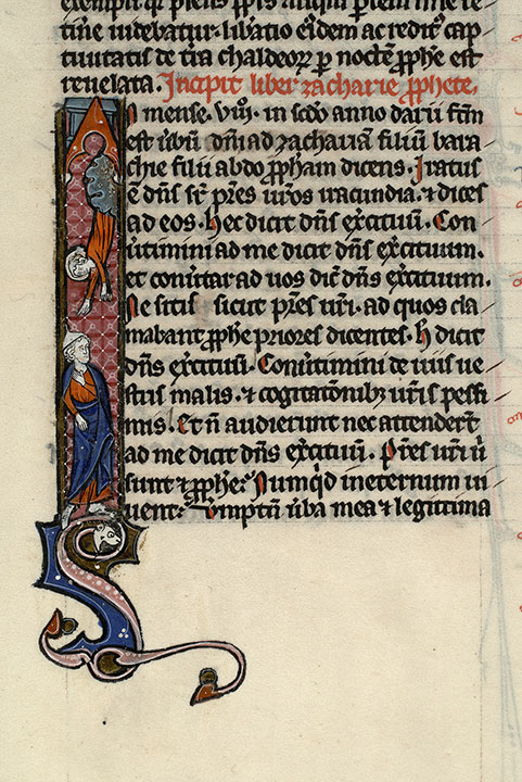 Paris, Bibl. Mazarine, ms. 0009, f. 338