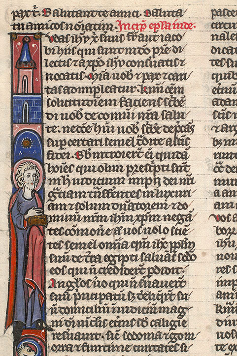 Paris, Bibl. Mazarine, ms. 0021, f. 549