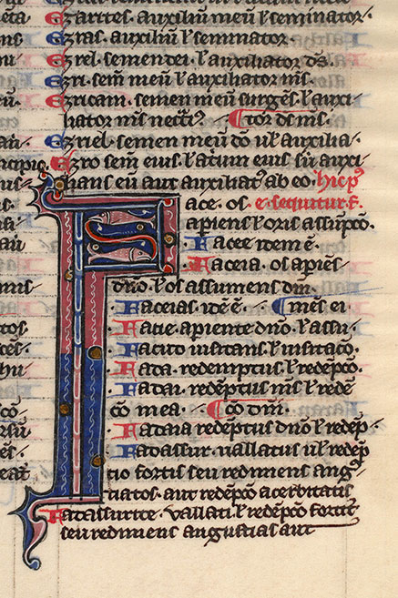 Paris, Bibl. Mazarine, ms. 0021, f. 576