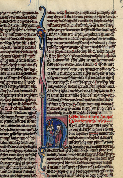 Paris, Bibl. Mazarine, ms. 0024, f. 057