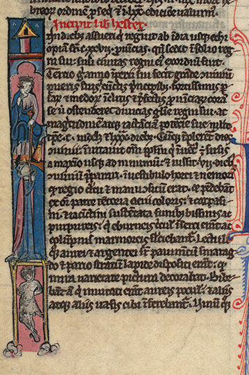 Paris, Bibl. Mazarine, ms. 0024, f. 160v