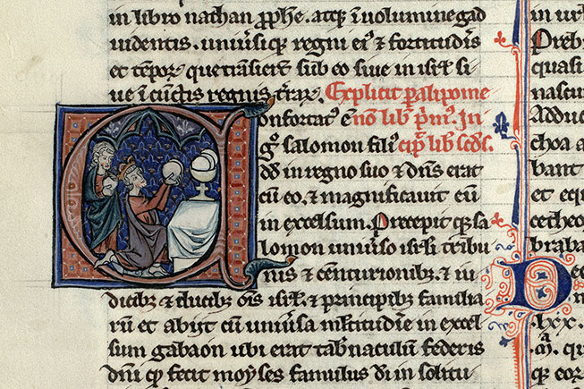 Paris, Bibl. Mazarine, ms. 0013, f. 175v