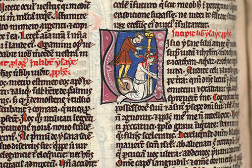 Paris, Bibl. Mazarine, ms. 0024, f. 215v