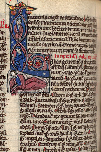 Paris, Bibl. Mazarine, ms. 0024, f. 306v