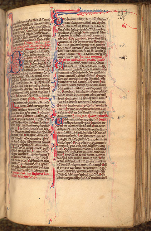 Paris, Bibl. Mazarine, ms. 0025, f. 237