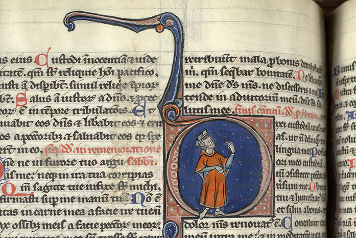 Paris, Bibl. Mazarine, ms. 0013, f. 235v