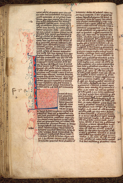 Paris, Bibl. Mazarine, ms. 0028, f. 031v