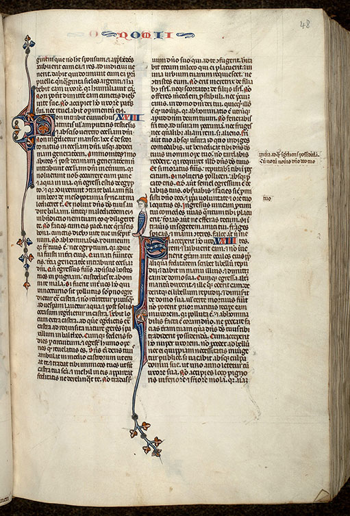 Paris, Bibl. Mazarine, ms. 0029, f. 048