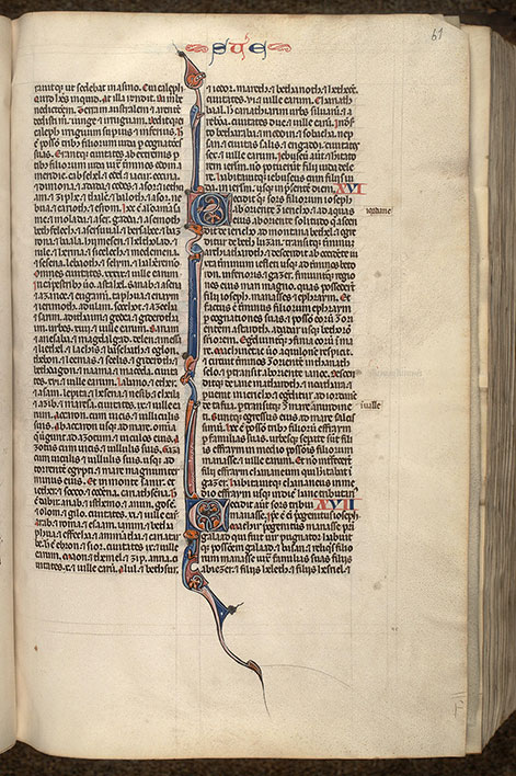 Paris, Bibl. Mazarine, ms. 0029, f. 061