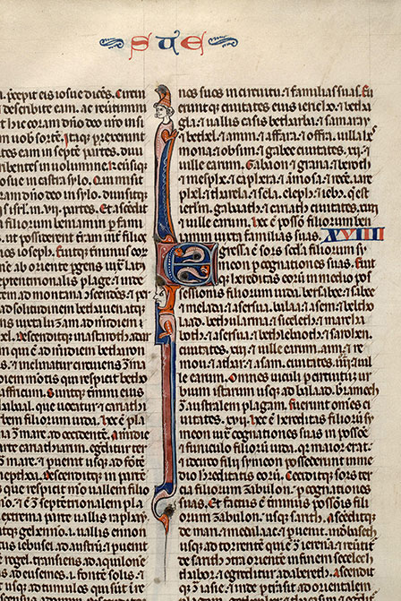 Paris, Bibl. Mazarine, ms. 0029, f. 062