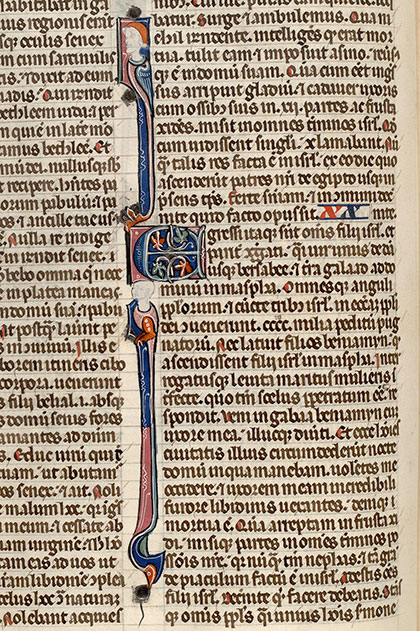 Paris, Bibl. Mazarine, ms. 0029, f. 074v