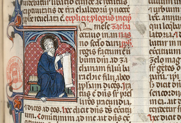 Paris, Bibl. Mazarine, ms. 0029, f. 375