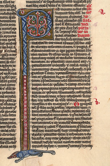 Paris, Bibl. Mazarine, ms. 0032, f. 063