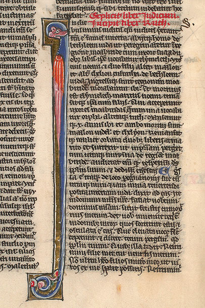 Paris, Bibl. Mazarine, ms. 0032, f. 070v