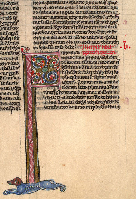 Paris, Bibl. Mazarine, ms. 0032, f. 072