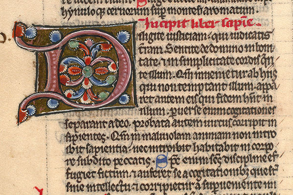 Paris, Bibl. Mazarine, ms. 0032, f. 186v