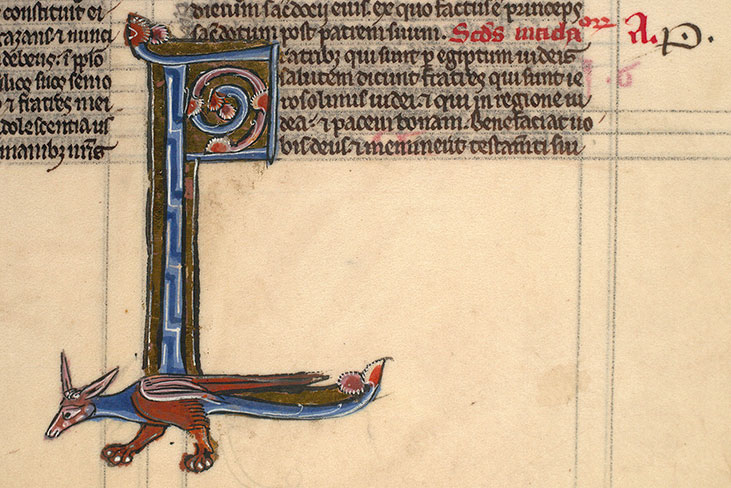 Paris, Bibl. Mazarine, ms. 0032, f. 281