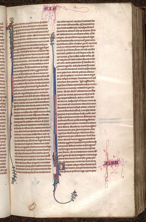 Paris, Bibl. Mazarine, ms. 0034, f. 021