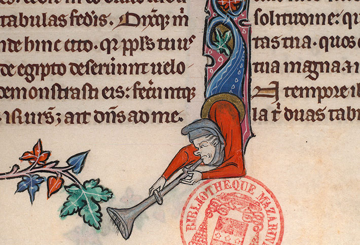 Paris, Bibl. Mazarine, ms. 0034, f. 069