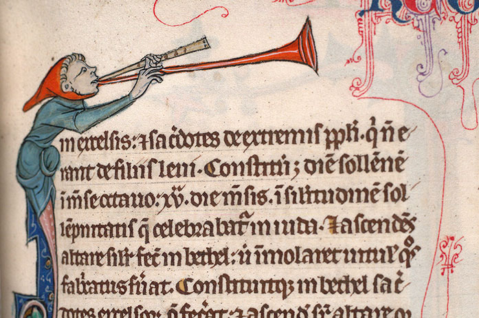 Paris, Bibl. Mazarine, ms. 0034, f. 128