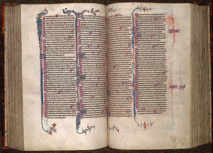 Paris, Bibl. Mazarine, ms. 0034, f. 198v-199