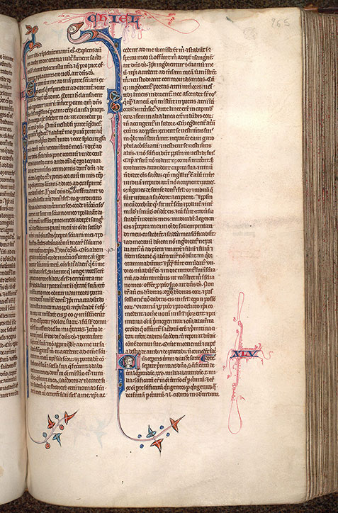 Paris, Bibl. Mazarine, ms. 0034, f. 265