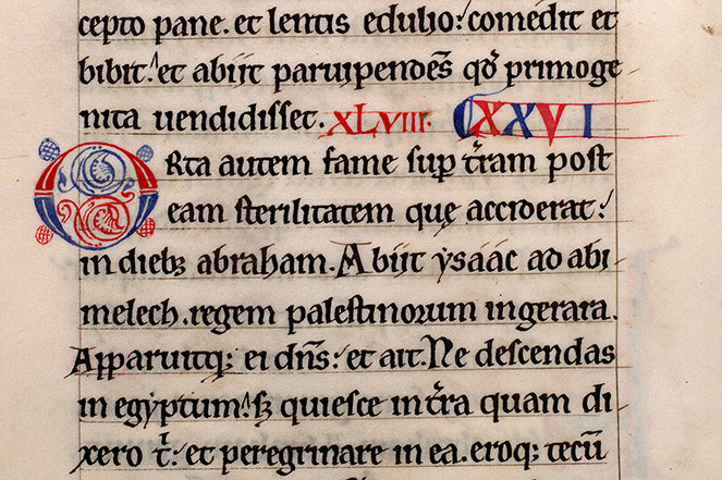 Paris, Bibl. Mazarine, ms. 0036, f. 016v