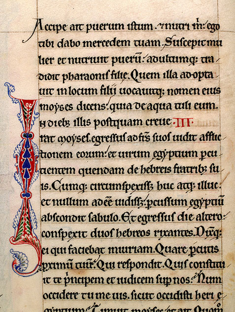 Paris, Bibl. Mazarine, ms. 0036, f. 030v