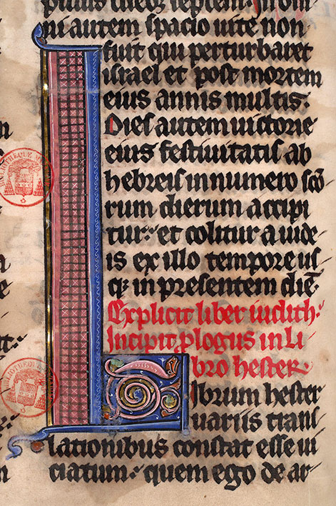 Paris, Bibl. Mazarine, ms. 0039, f. 057v