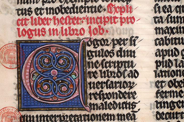 Paris, Bibl. Mazarine, ms. 0039, f. 068v