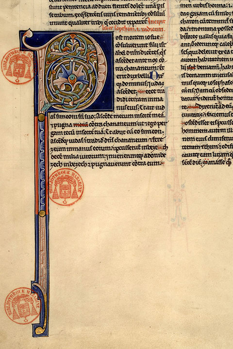 Paris, Bibl. Mazarine, ms. 0040, f. 068v