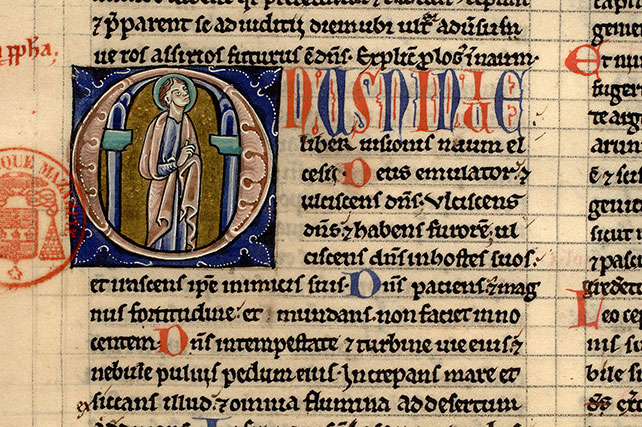 Paris, Bibl. Mazarine, ms. 0040, f. 248