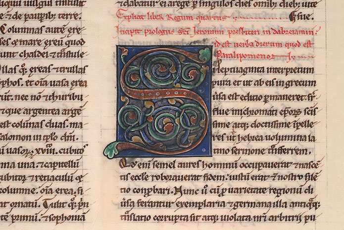 Paris, Bibl. Mazarine, ms. 0041, f. 116