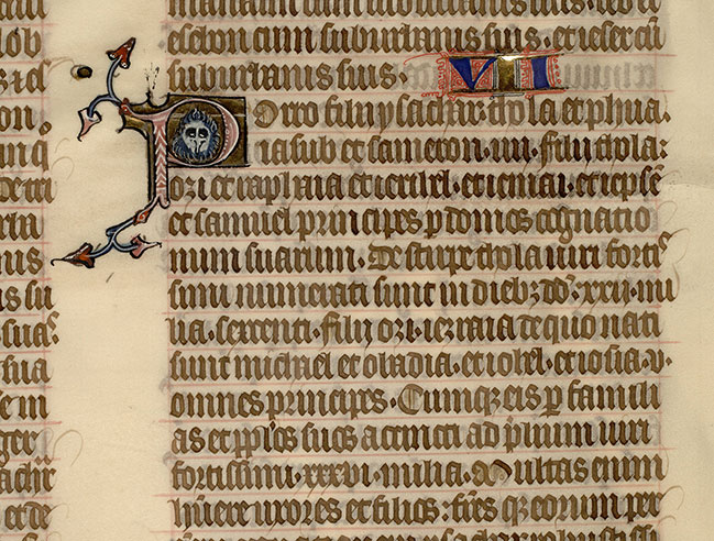 Paris, Bibl. Mazarine, ms. 0042, f. 086