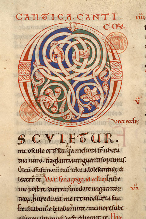 Paris, Bibl. Mazarine, ms. 0044, f. 107v