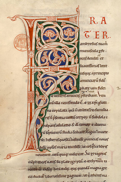 Paris, Bibl. Mazarine, ms. 0045, f. 065v